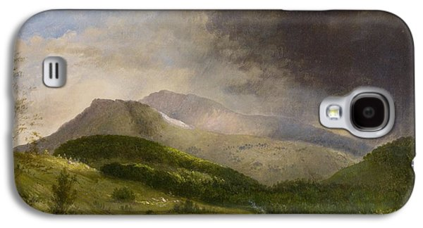 Approaching Storm  White Mountains Galaxy S4 Case by Alvan Fisher