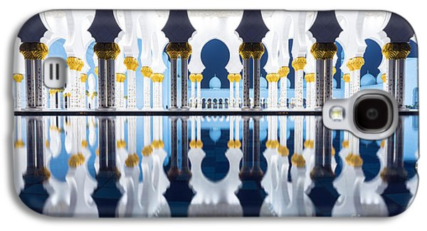 City Scenes Galaxy S4 Case - Arabian Nights by Matteo Colombo