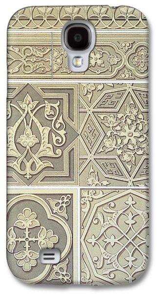 Arabic Tile Designs  Galaxy S4 Case