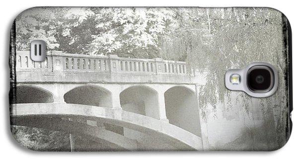 Arboretum Bridge Galaxy S4 Case by Justine Connolly