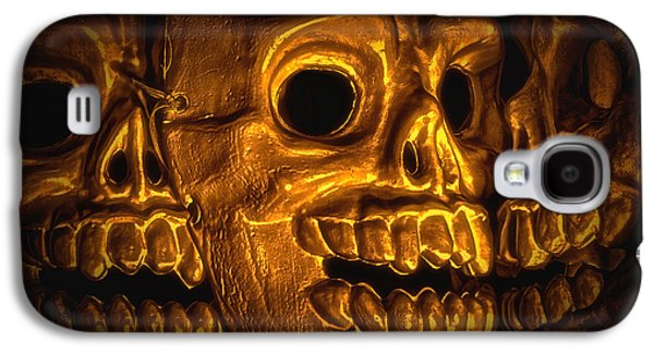 Archaeology Galaxy S4 Case by Jeff  Gettis