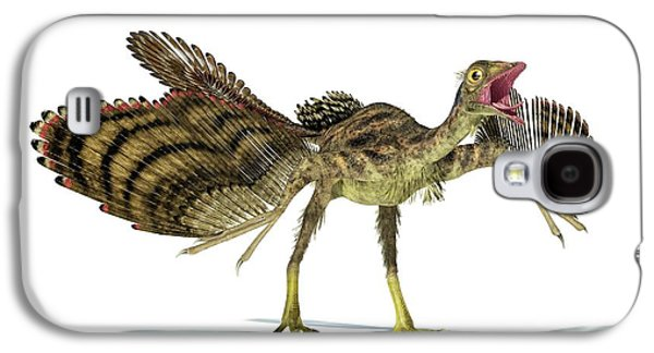 Archaeopteryx Dinosaur Galaxy S4 Case