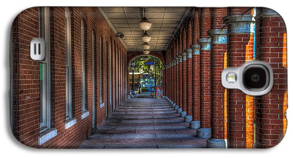 Arches And Columns Galaxy S4 Case by Marvin Spates