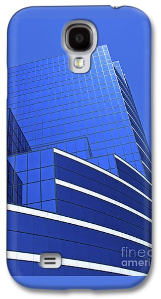 Architectural Blues Galaxy S4 Case