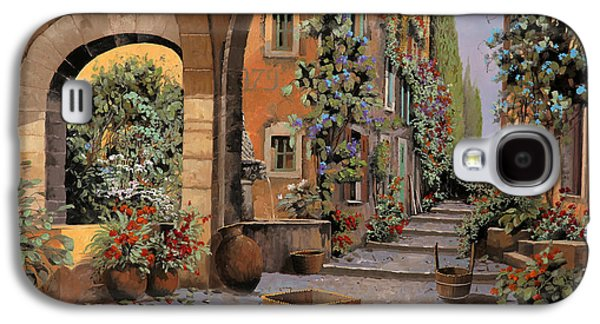 Arco E Arcata Galaxy S4 Case by Guido Borelli