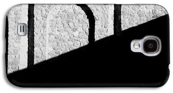 Arcs Galaxy S4 Case by Mahsa Kamalzadeh