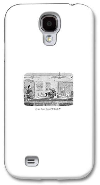 Condor Galaxy S4 Case - Are You The One They Call El Condor? by Danny Shanahan