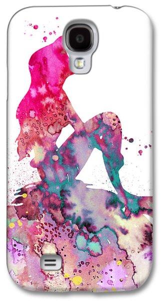 Ariel 2 Galaxy S4 Case