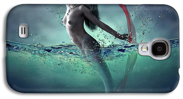 Extinct And Mythical Galaxy S4 Case - Ariel by Dmitry Laudin