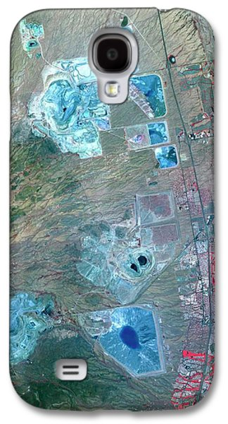 Arizona Copper Mine Galaxy S4 Case