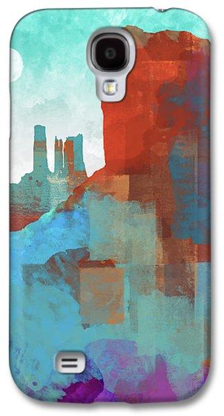Arizona Monument Galaxy S4 Case by Dan Meneely