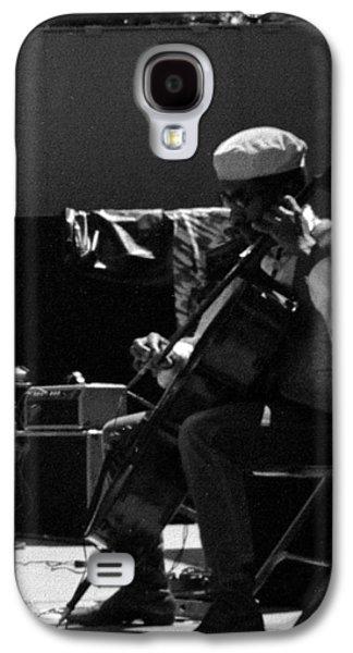 Arkestra Cellist Uc Davis Quad Galaxy S4 Case by Lee  Santa