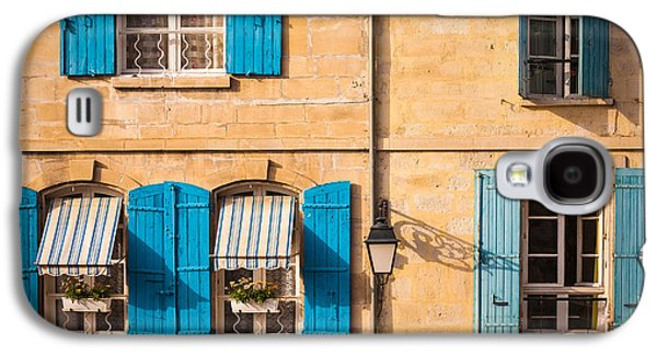 Arles Windows Galaxy S4 Case by Inge Johnsson