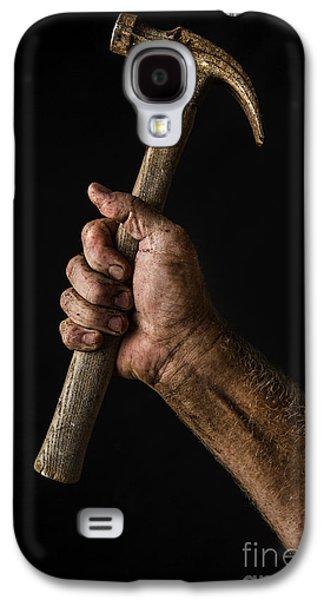 Arm And Hammer Galaxy S4 Case by Diane Diederich