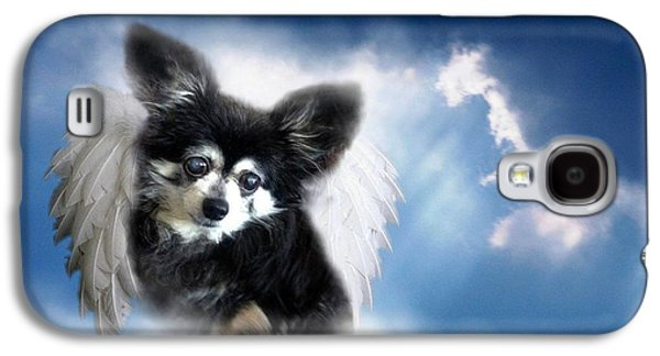 Armani Angel Galaxy S4 Case by Bruce Lennon