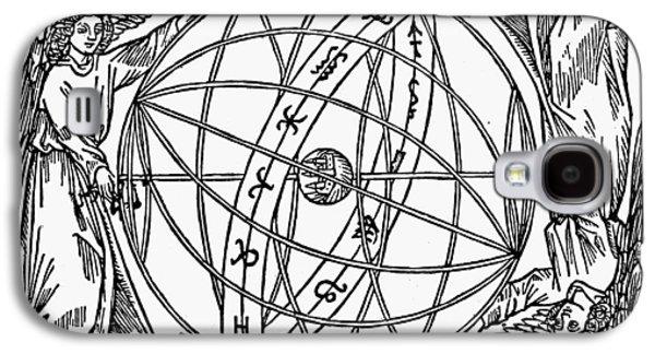 Armillary Sphere, 1509 Galaxy S4 Case