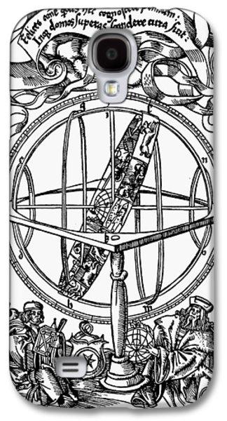 Armillary Sphere, 1514 Galaxy S4 Case