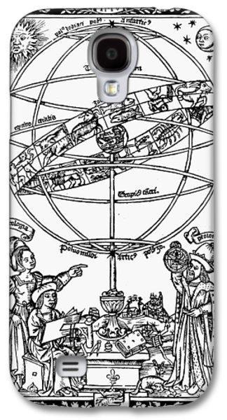 Armillary Sphere, 1531 Galaxy S4 Case