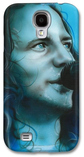 Pearl Jam Galaxy S4 Case - Arms Raised In A V by Christian Chapman Art