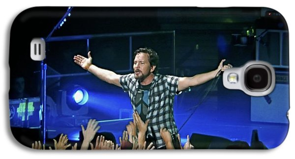 Pearl Jam Galaxy S4 Case - Arms Wide Open by David Powell