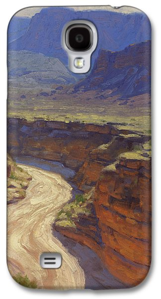 Grand Canyon Galaxy S4 Case - Around The Bend by Cody DeLong