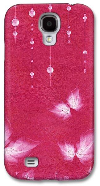 Art En Blanc - M04 Galaxy S4 Case