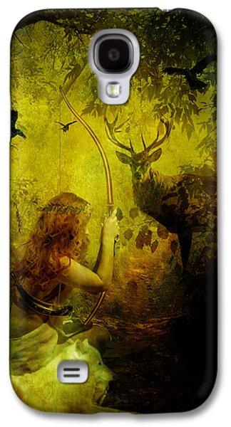 Artemis Galaxy S4 Case by Mary Hood