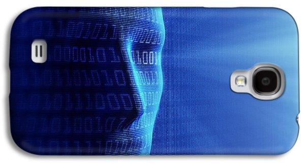 Artificial Intelligence Galaxy S4 Case by Johan Swanepoel