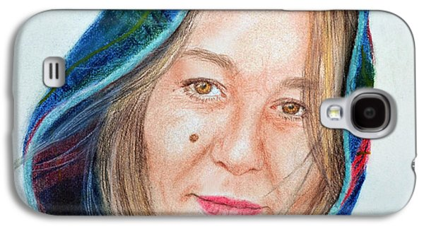Artist Jadranka Bezanovic Sovilj  Galaxy S4 Case by Jim Fitzpatrick