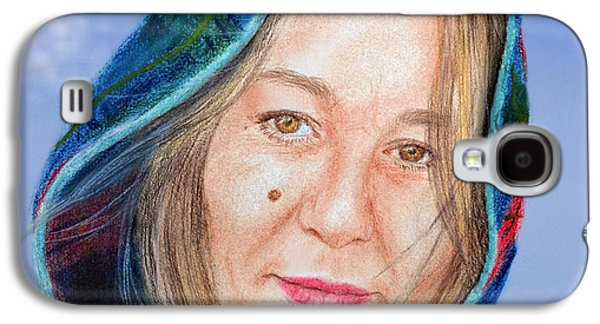 Artist Jadranka Bezanovic Sovilj  Version II Galaxy S4 Case by Jim Fitzpatrick