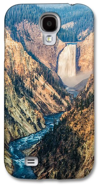 Artist Point In Yellowstone Galaxy S4 Case