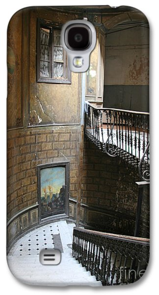 Artistic Staircase In Tbilisi Galaxy S4 Case by Lali Kacharava