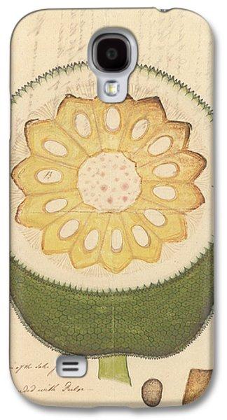 Artocarpus Heterophyllus Galaxy S4 Case