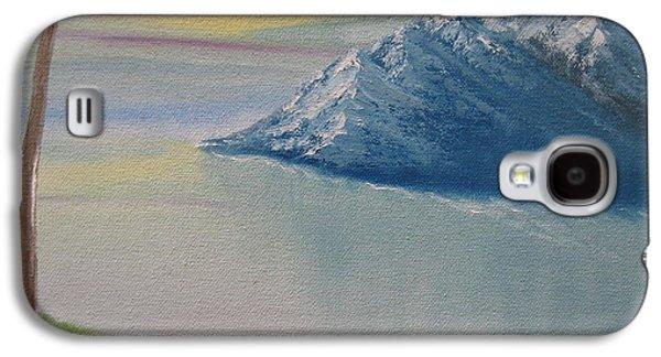 As Big As The Mountain Galaxy S4 Case by Sayali Mahajan