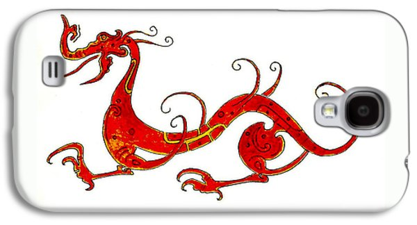 Asian Dragon Galaxy S4 Case