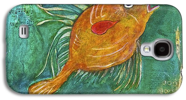 Asian Fish Galaxy S4 Case by Bellesouth Studio