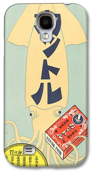 Asian Taisho Poster 1912 Galaxy S4 Case by Celestial Images