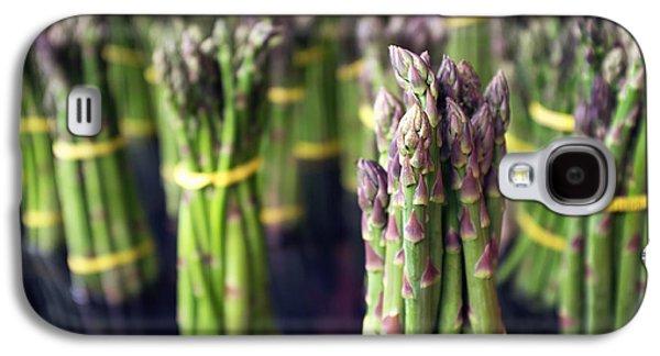Asparagus Galaxy S4 Case by Tanya Harrison