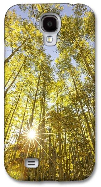 Aspen Day Dreams Galaxy S4 Case by Darren  White