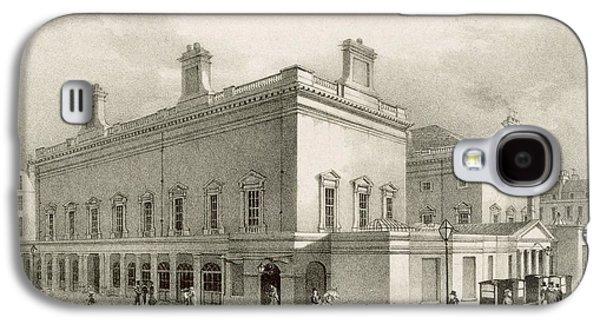 Assembly Rooms, Bath, Circa 1883 Galaxy S4 Case