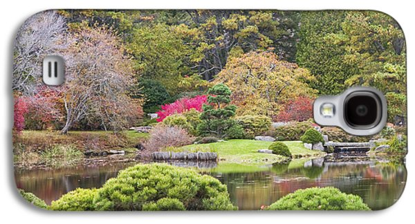 Asticou Azelea Garden - Northeast Harbor - Mount Desert Island - Maine Galaxy S4 Case