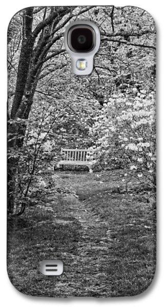 Asticou Azelea Garden On Mount Desert Island Maine Galaxy S4 Case by Keith Webber Jr
