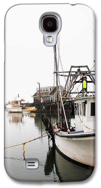 At Dock Galaxy S4 Case by Karol Livote