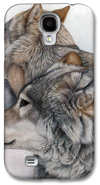At Rest But Ever Vigilant Galaxy S4 Case by Pat Erickson