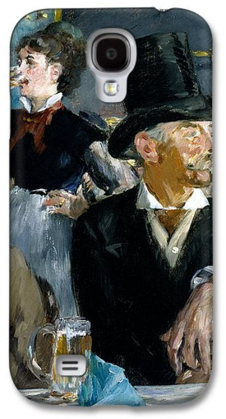 At The Cafe Concert Galaxy S4 Case by Edouard Manet