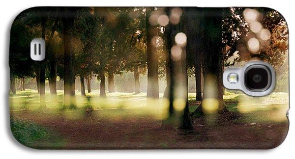 Galaxy S4 Case featuring the photograph At The Yarkon Park Tel Aviv by Dubi Roman
