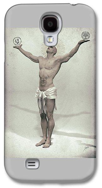 Saint Humanist And Atheist Galaxy S4 Case