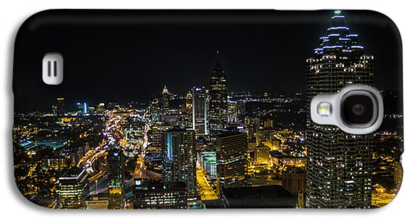 Atlanta City Lights Galaxy S4 Case