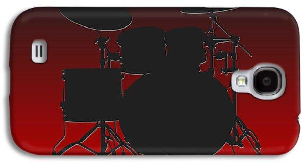 Atlanta Falcons Drum Set Galaxy S4 Case