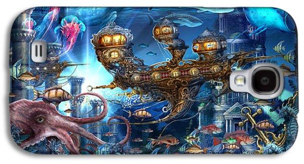 Atlantis Express Galaxy S4 Case by Ciro Marchetti